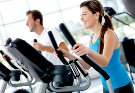 correct use of an elliptical machine