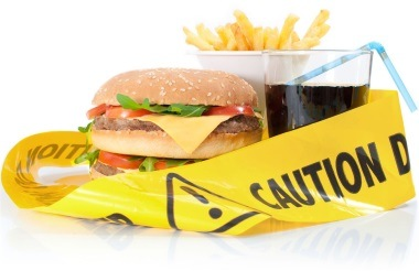 stay away from processed foods