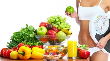eat natural and healthy food after the fast metabolism diet