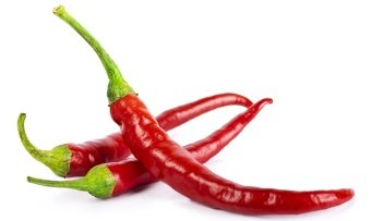 chili peppers speed up metabolism