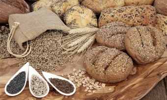 whole grains help burn more fat